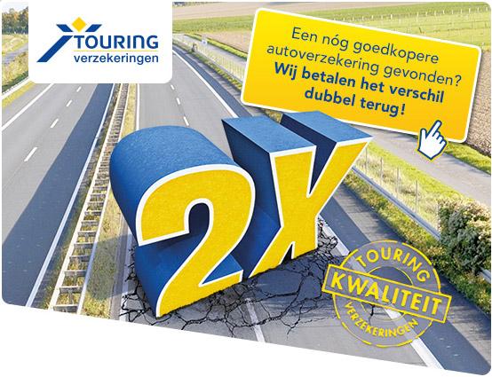 Touring Verzekeringen goedkoopste autoverzekering garantie