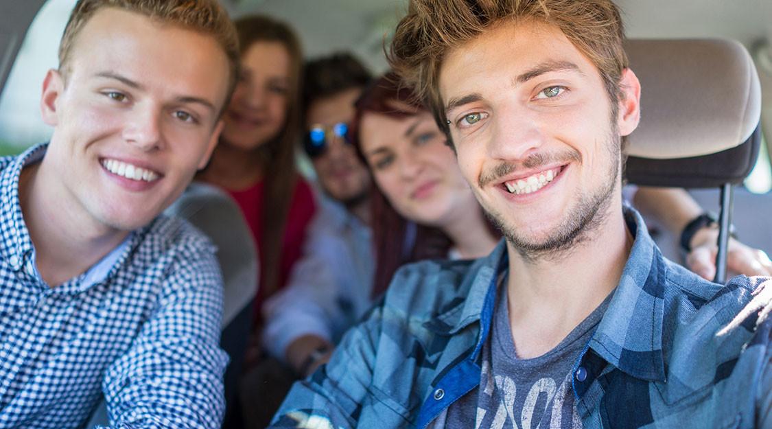 Autoverzekering voor jonge bestuurders