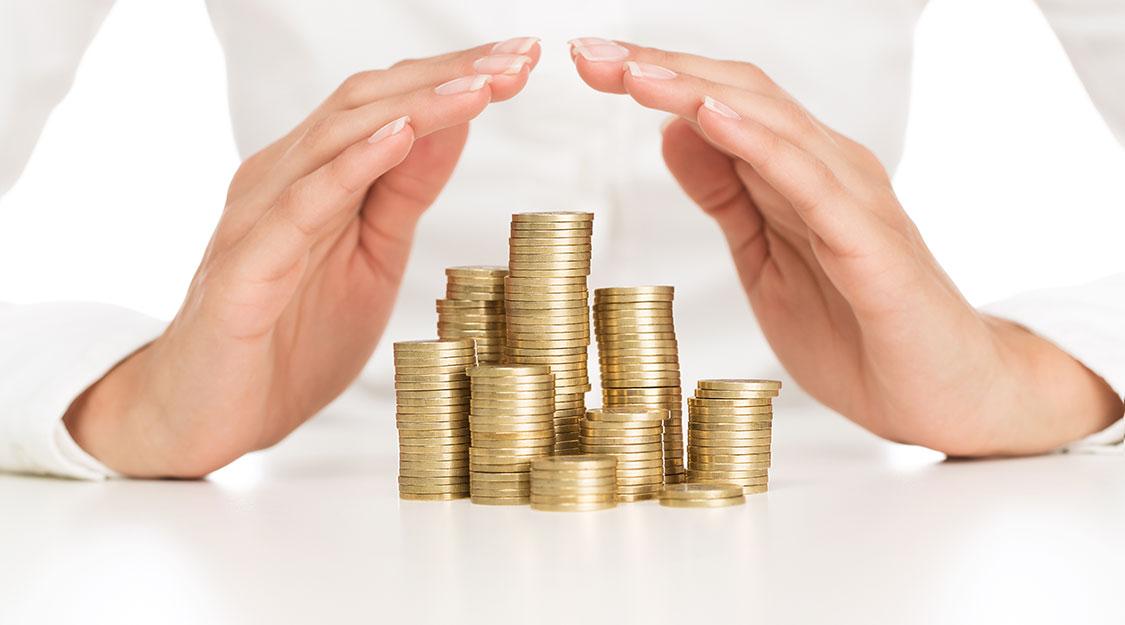 Geld lenen & beschermen